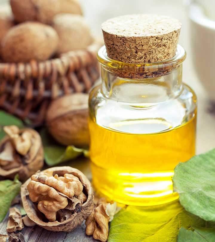 Масло грецкого ореха применение в косметологии