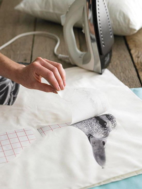том, как перевести картинки струйного принтера на ткань чисто, красиво, удобно