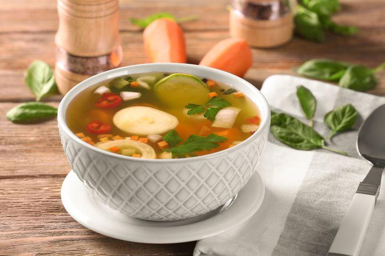 Диета Похудения Боннский Суп. Диета Боннский суп: меню на неделю и рецепты для похудения