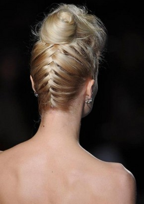 French Twist Hairstyles Hot Pics Photos