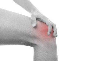 Облегчить боль в коленях